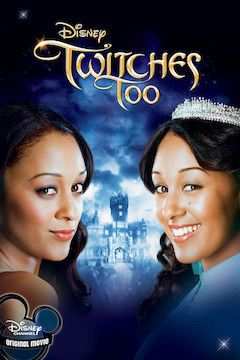 Twitches Too movie poster.