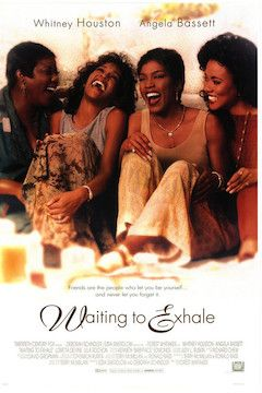 Waiting to Exhale movie poster.