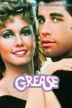 Grease movie poster.
