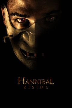 Hannibal Rising movie poster.