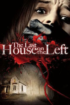 The Last House on the Left movie poster.