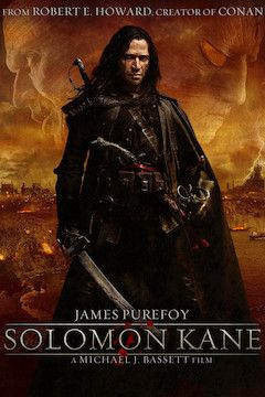 Solomon Kane movie poster.