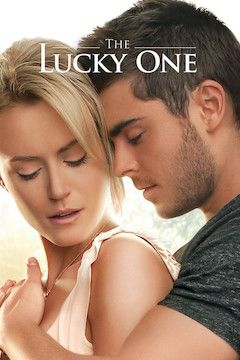 The Lucky One   movie poster.