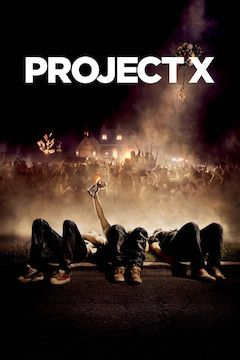 Project X  movie poster.