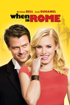 Poster for the movie When in Rome