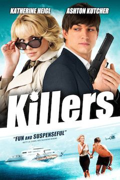 Killers movie poster.