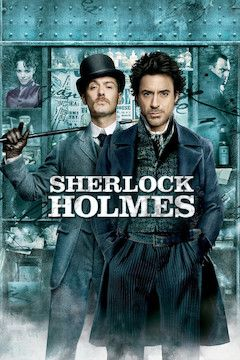 Poster for the movie Sherlock Holmes