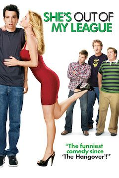 Poster for the movie She's Out of My League