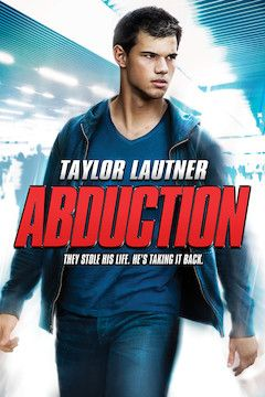Abduction movie poster.