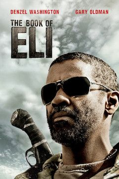 The Book of Eli movie poster.