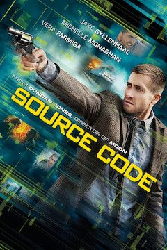 Source Code movie poster.