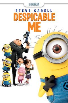 Despicable Me movie poster.