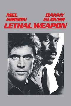 Lethal Weapon movie poster.