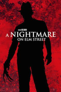 A Nightmare on Elm Street movie poster.