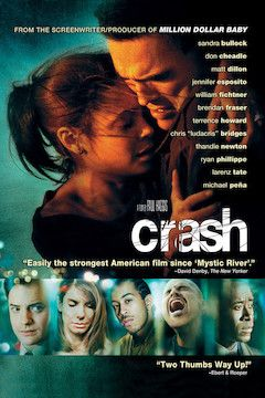 Crash movie poster.