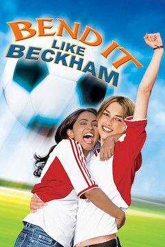 Bend It Like Beckham movie poster.