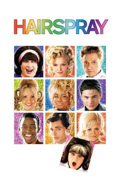 Hairspray movie poster.
