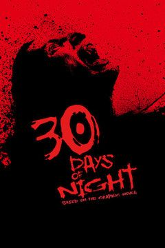 30 Days of Night movie poster.