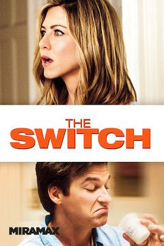 Poster for the movie The Switch