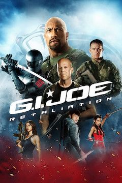 Poster for the movie G.I. Joe: Retaliation