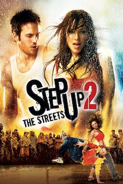 Step Up 2: The Streets movie poster.