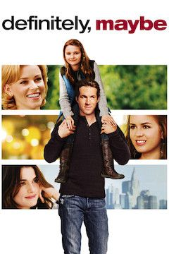 Definitely, Maybe movie poster.
