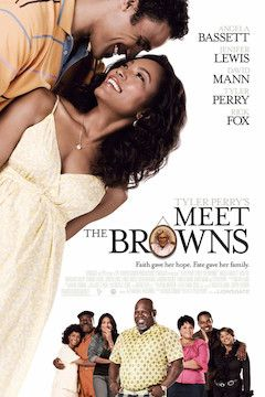 Meet the Browns movie poster.