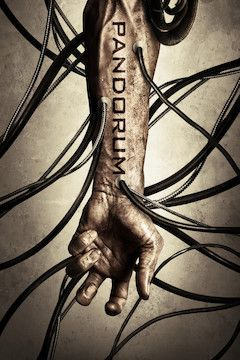 Pandorum movie poster.