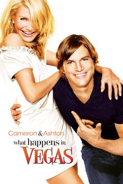 Poster for the movie What Happens in Vegas