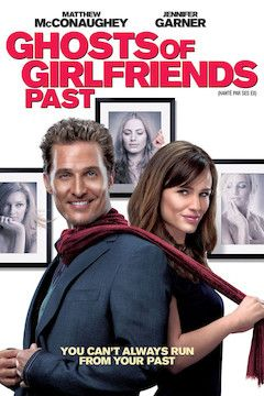 Poster for the movie Ghosts of Girlfriends Past
