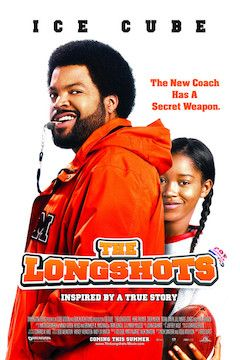 The Longshots movie poster.