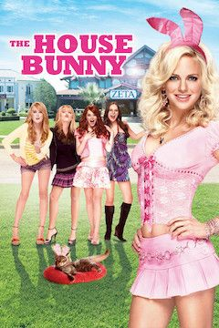 The House Bunny movie poster.