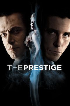 Poster for the movie The Prestige