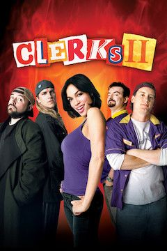 Poster for the movie Clerks II