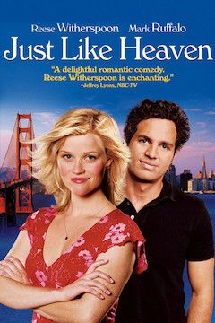 Just Like Heaven movie poster.