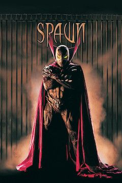 Spawn movie poster.