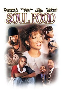 Soul Food movie poster.