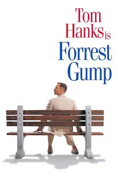 Poster for the movie Forrest Gump