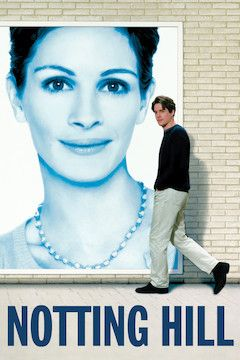 Notting Hill movie poster.