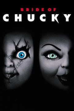 Bride of Chucky movie poster.