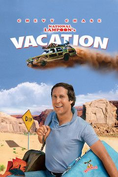 National Lampoon's Vacation movie poster.