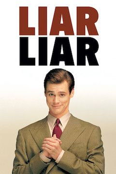 Liar Liar movie poster.