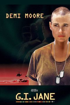 G.I. Jane movie poster.