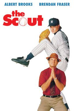 The Scout movie poster.