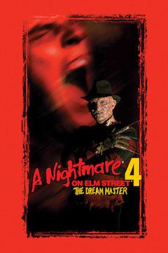 A Nightmare on Elm Street 4: The Dream Master movie poster.