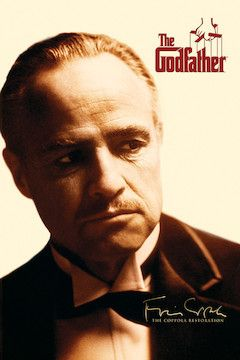 The Godfather movie poster.