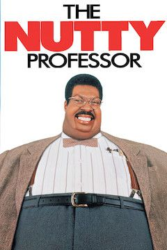 The Nutty Professor movie poster.