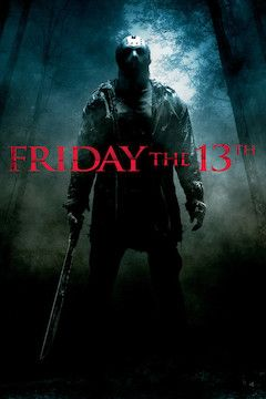 Friday the 13th movie poster.