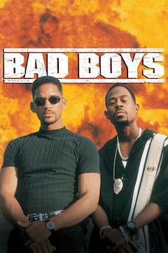 Bad Boys movie poster.
