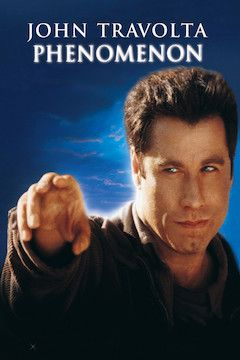 Phenomenon movie poster.
